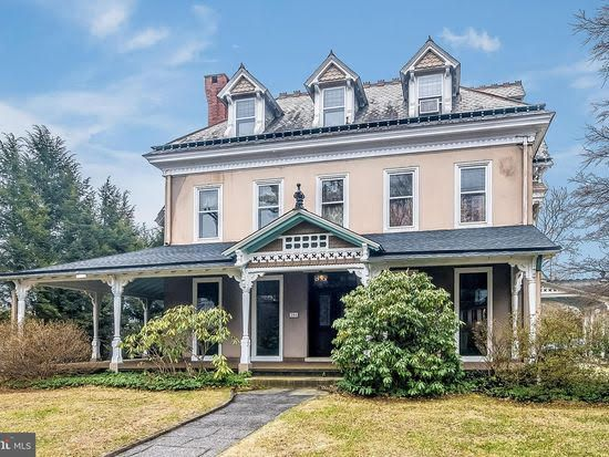 1886 Eastlake Victorian For Sale In Elkins Park Pennsylvania