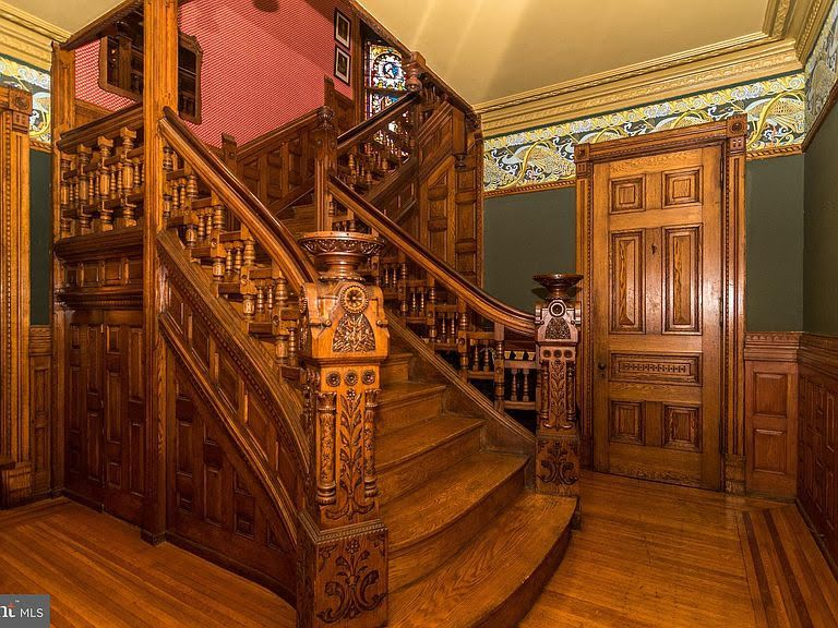 1886 Eastlake Victorian For Sale In Elkins Park Pennsylvania
