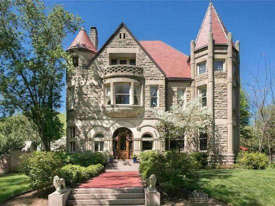 1890 Romanesque For Sale In Saint Louis Missouri
