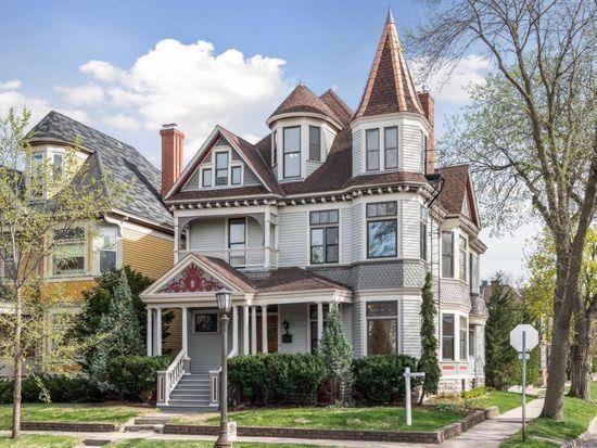 1884 Victorian For Sale In Saint Paul Minnesota