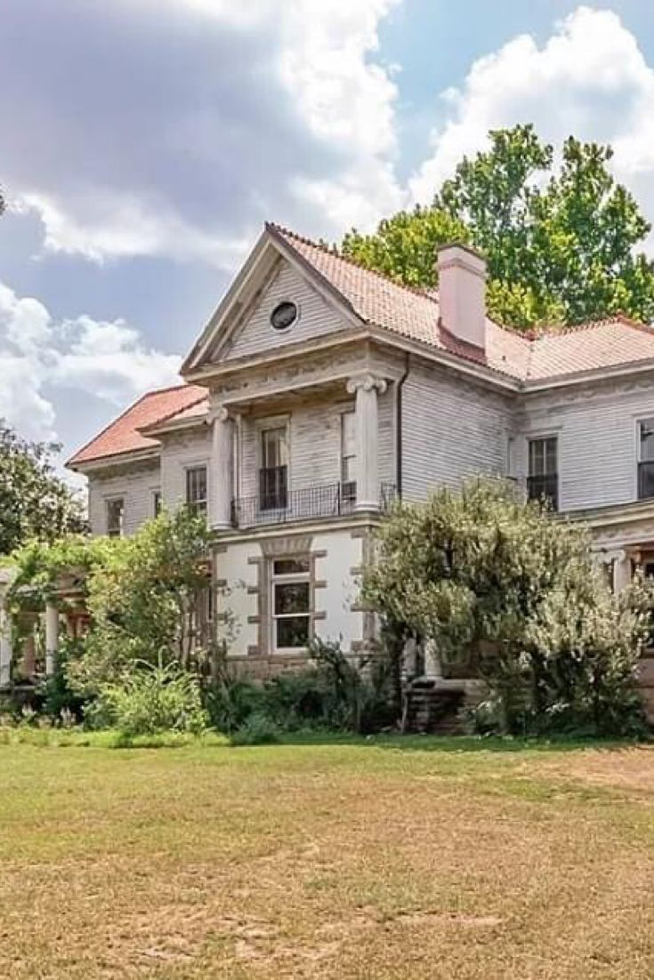 1890 Fixer Upper For Sale In Augusta Georgia