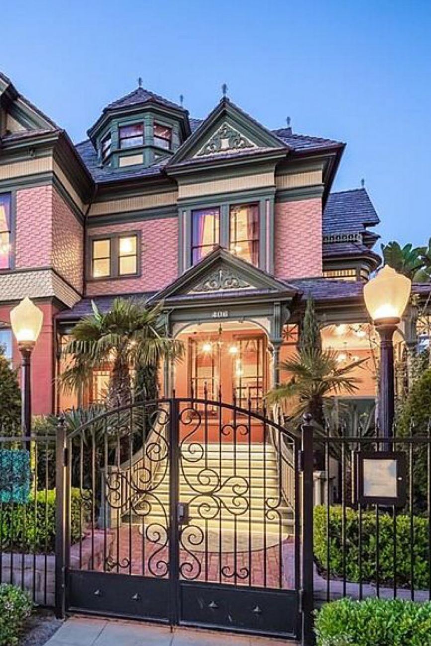 1887 Queen Anne For Sale In San Diego California