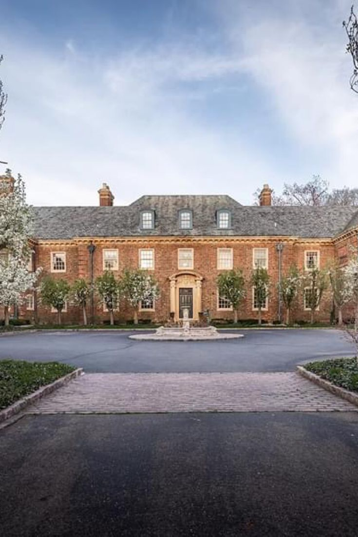 1929 Mansion For Sale In Grosse Pointe Park Michigan