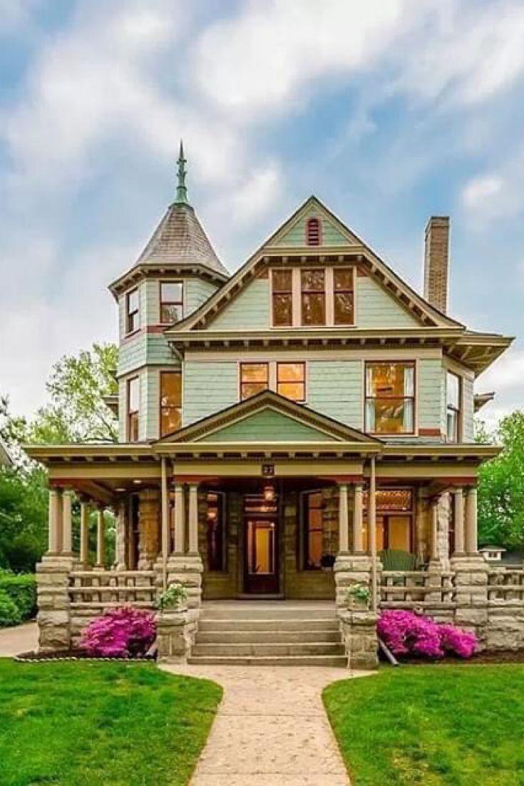 1897 Victorian For Sale In Kansas City Missouri