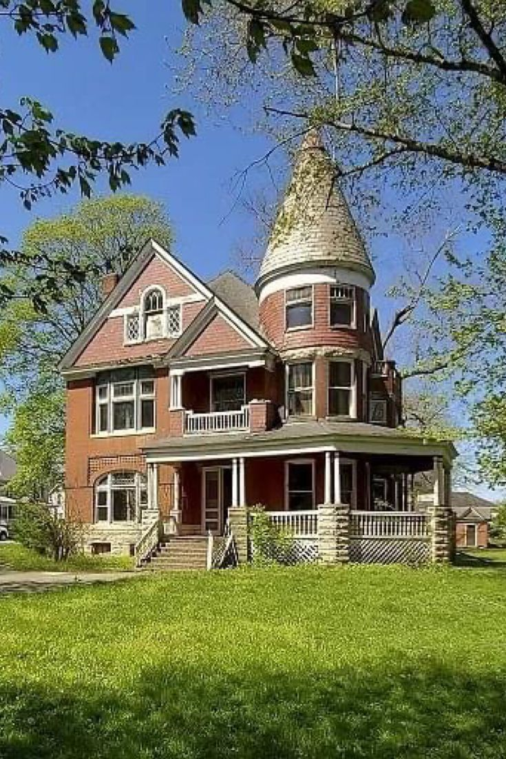 1885 Queen Anne For Sale In Williamsport Indiana