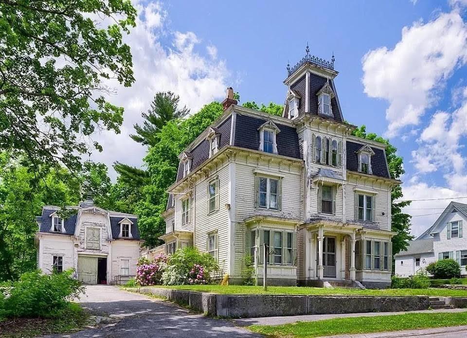 1870 Fixer Upper For Sale In Ashburnham Massachusetts