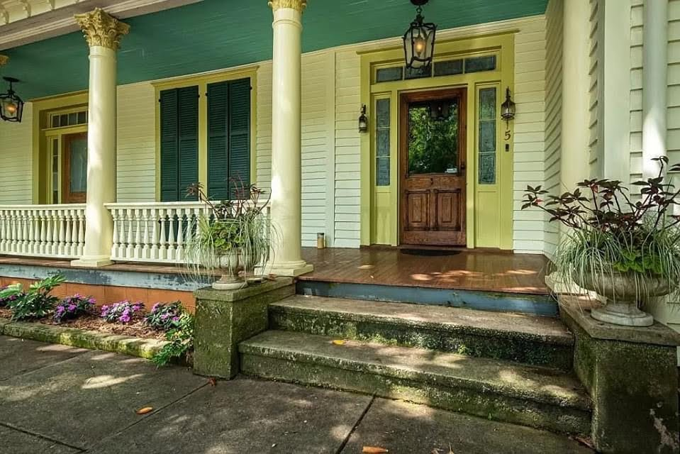 1850 Historic House For Sale In Crawford Georgia