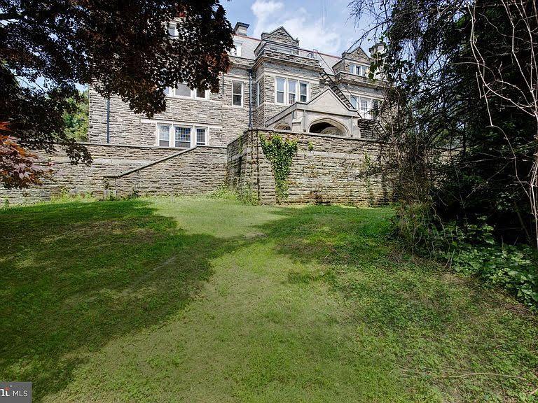 1909 Mansion For Sale In Philadelphia Pennsylvania