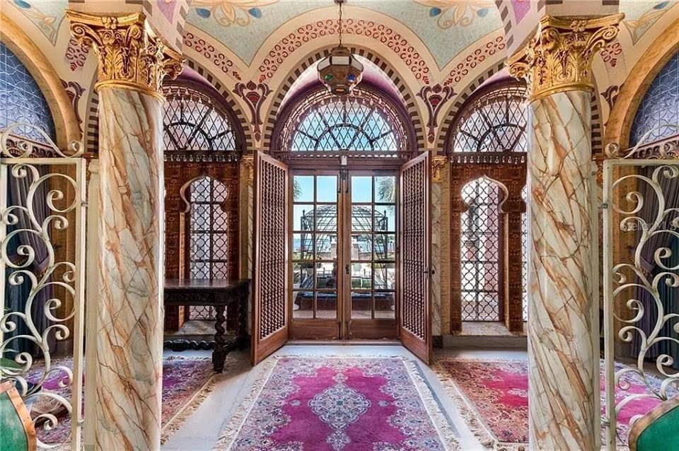 1925 Kellogg Mansion For Sale In Dunedin Florida