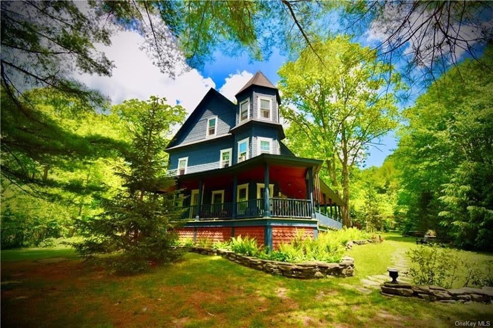 1920 Historic House For Sale In East Branch New York