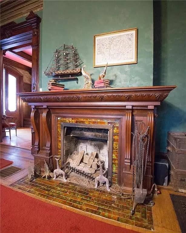 1876 Mansion For Sale In Fort Scott Kansas