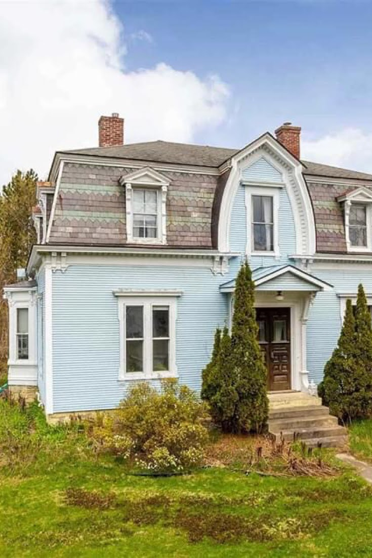1850 Second Empire For Sale In Jericho Vermont