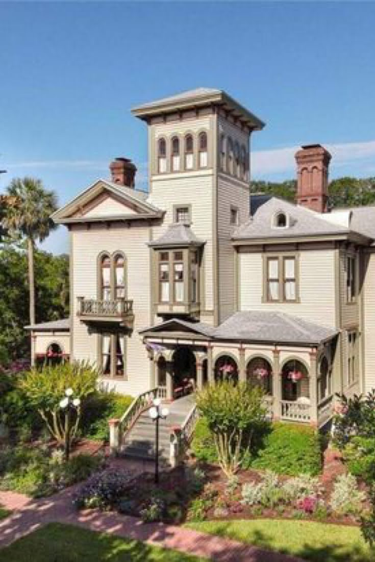 1885 Italianate For Sale In Fernandina Beach Florida