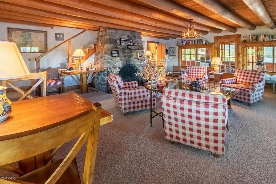1907 Cabin For Sale In Grand Lake Colorado
