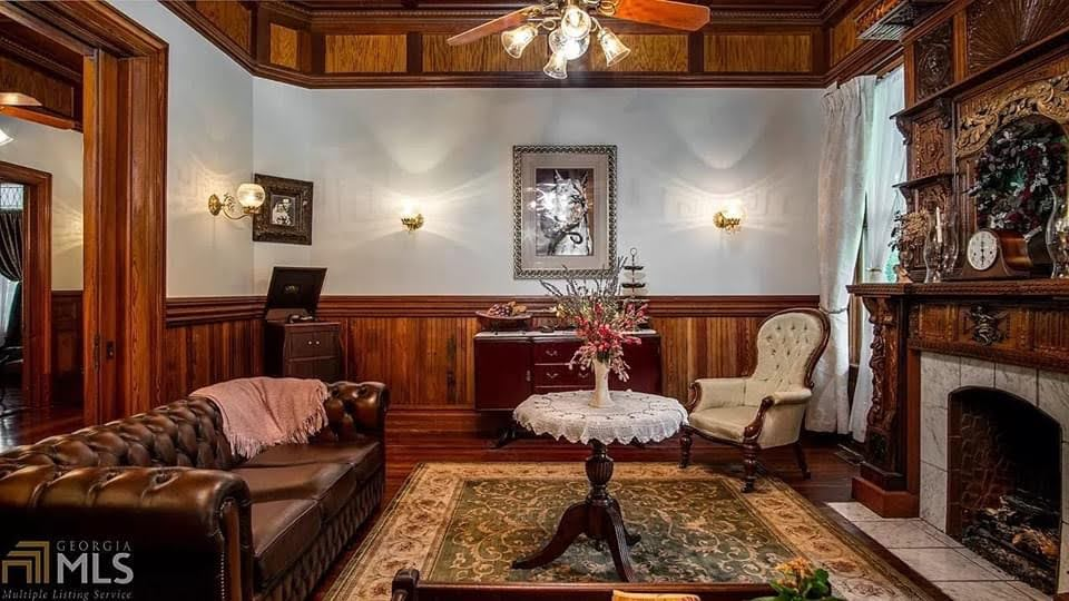 1895 Victorian For Sale In Hogansville Georgia