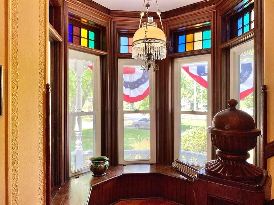 1886 Victorian For Sale In Springfield Missouri
