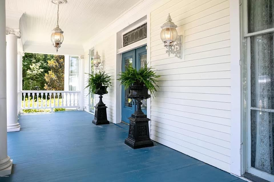 1911 Victorian For Sale In Broussard Louisiana