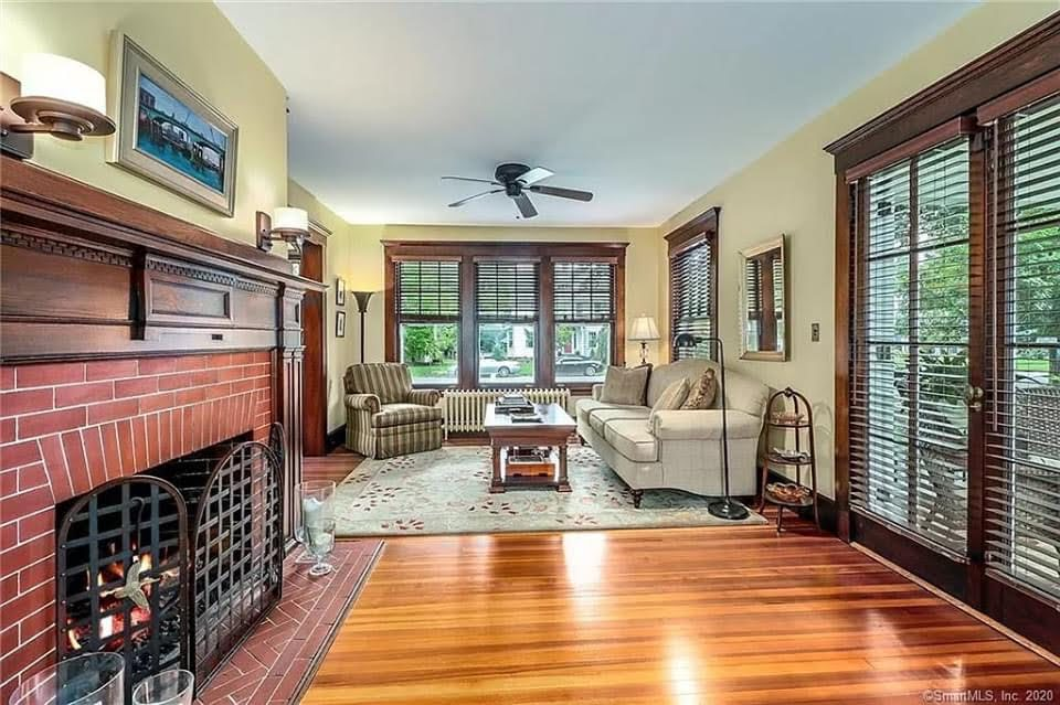 1920 Dutch Colonial For Sale In New Haven Connecticut