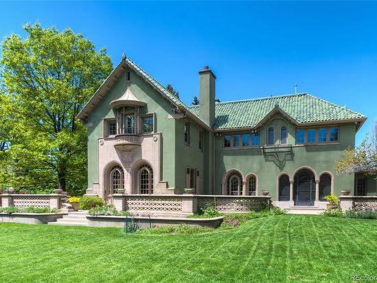 1923 Waring Mansion For Sale In Denver Colorado
