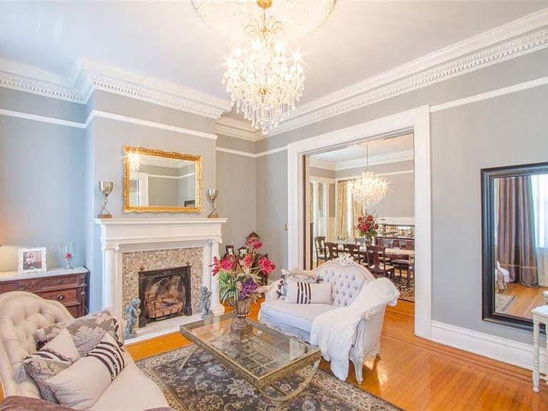 1910 Neoclassical For Sale In Anderson South Carolina
