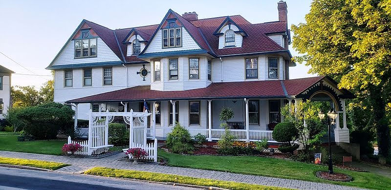 1885 Victorian For Sale In Ebensburg Pennsylvania