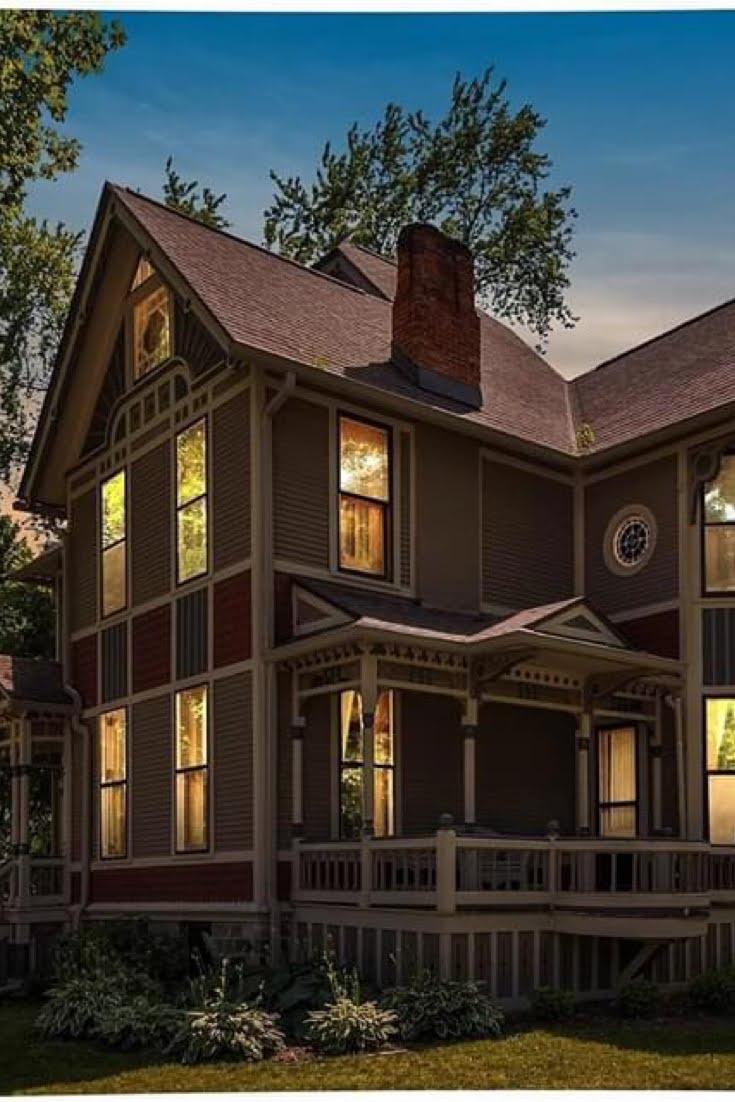 1887 Victorian For Sale In Mason Michigan