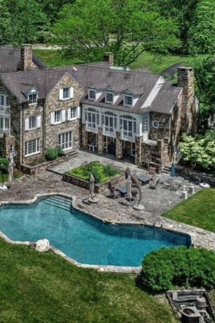 1932 Stone House For Sale In Chester Township New Jersey