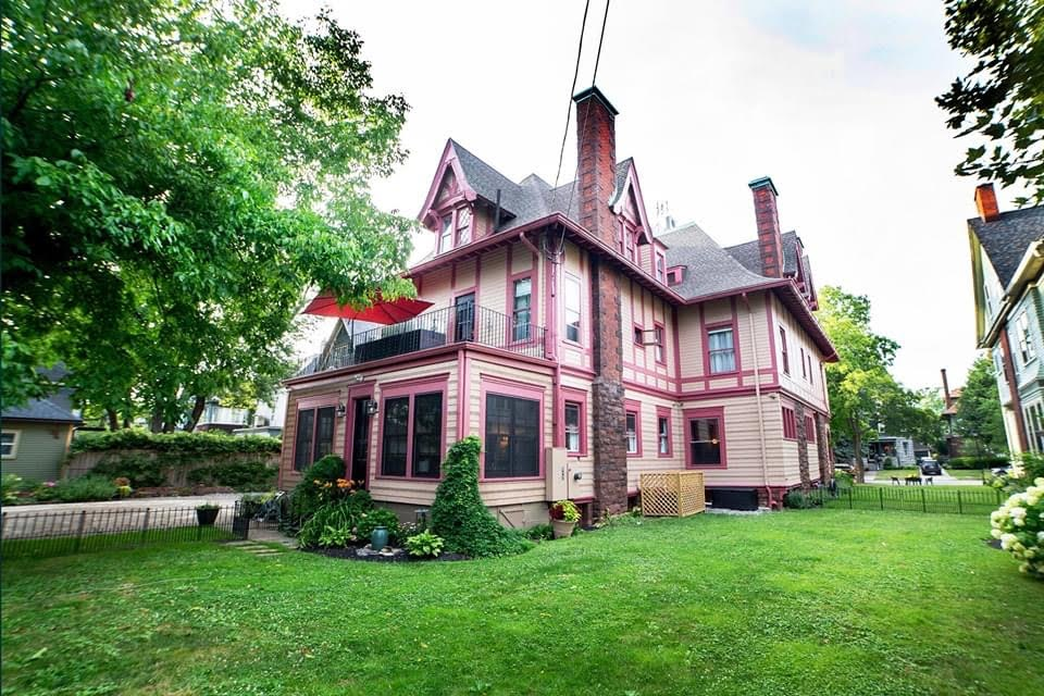 1898 Mansion For Sale In Buffalo New York