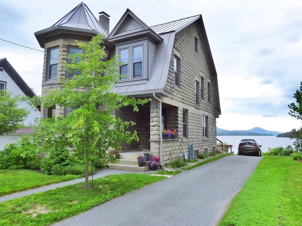 1903 Historic House For Sale In Newport Vermont