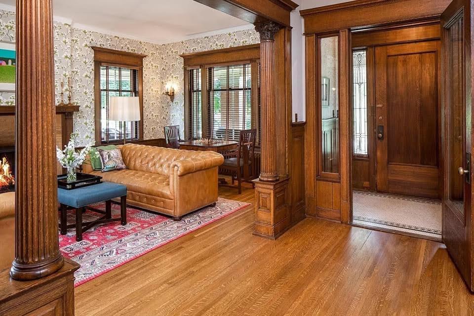 1909 Historic House For Sale In Saint Paul Minnesota