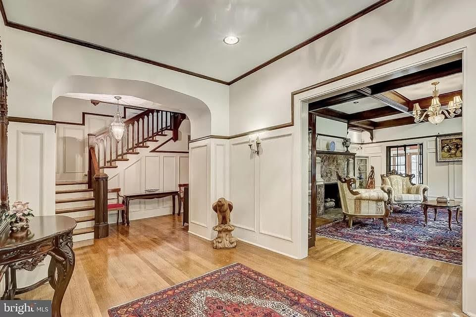 1926 Mansion For Sale In Baltimore Maryland
