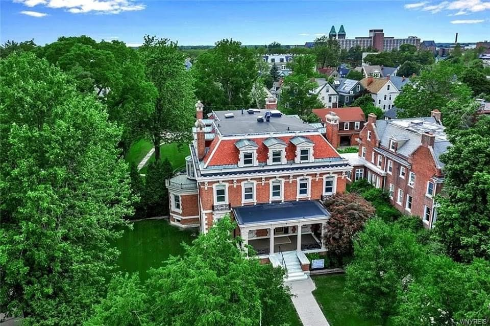 1903 Mansion For Sale In Buffalo New York