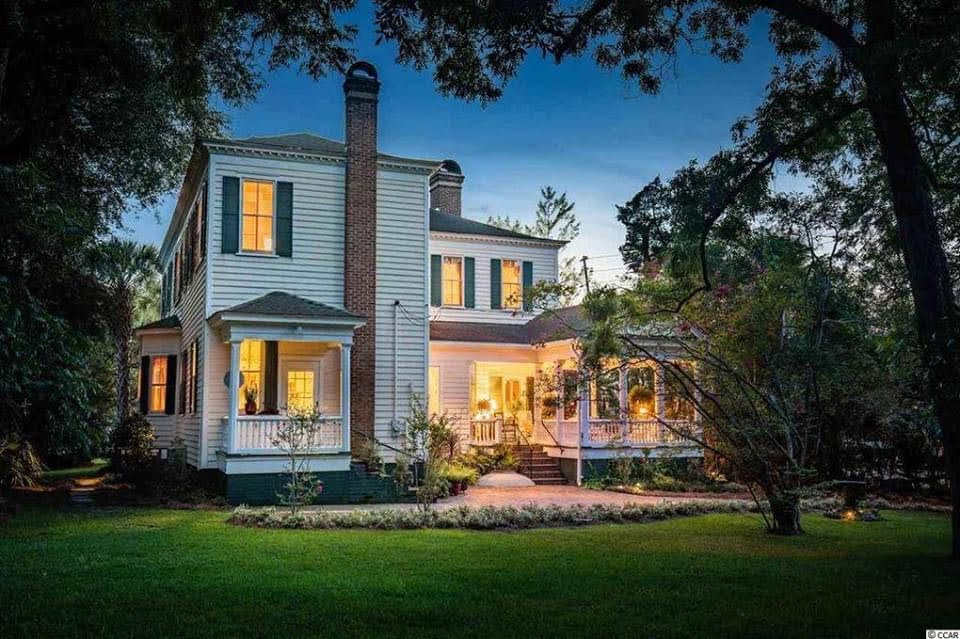 1775 Mary Man House For Sale In Georgetown South Carolina