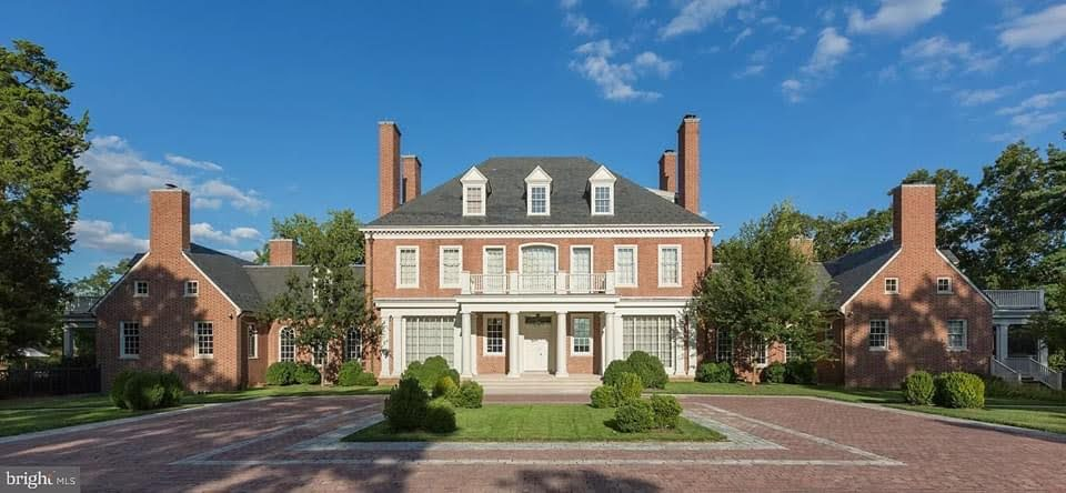 1924 Mansion For Sale In Annapolis Maryland