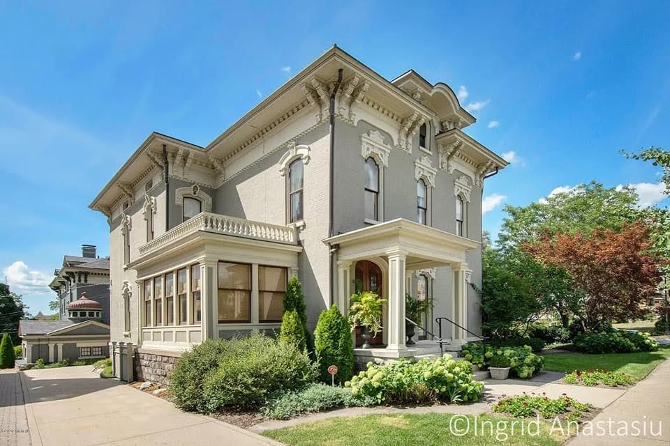 1873 Italianate For Sale In Grand Rapids Michigan