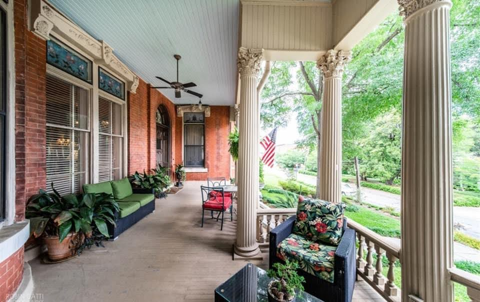 1887 Burke Mansion For Sale In Macon Georgia