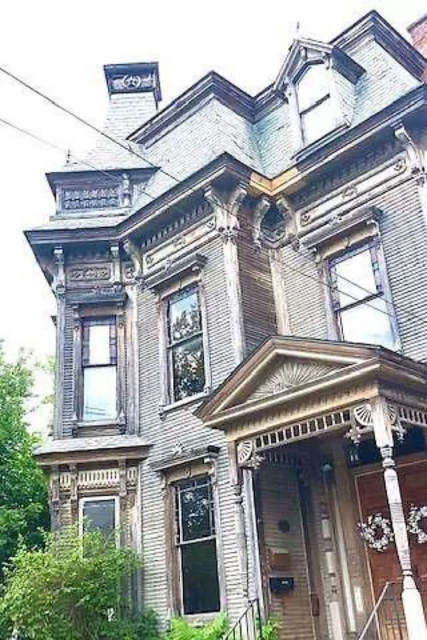 1885 Second Empire For Sale In Plattsburgh New York