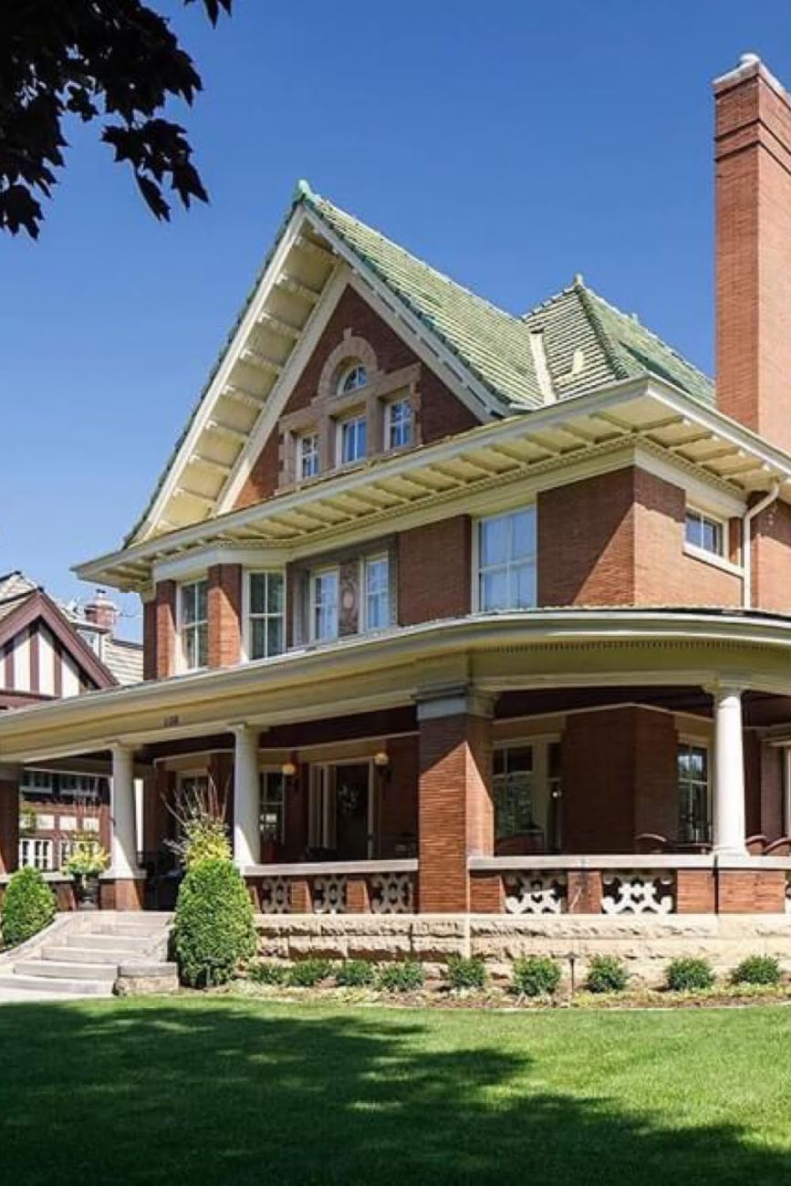 1909 Historic House For Sale In Saint Paul Minnesota