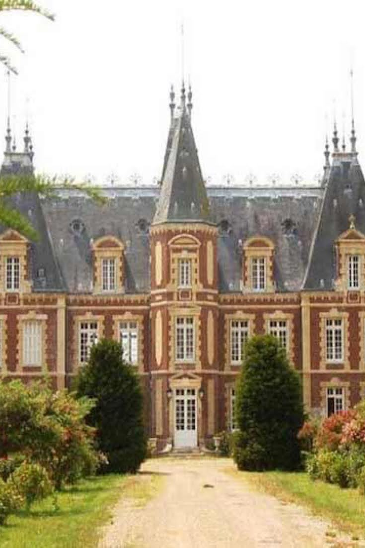 19th Century Castle For Sale In Normandy France