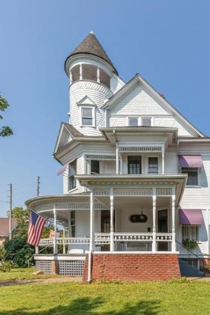 1890 Queen Anne For Sale In Bremen Ohio