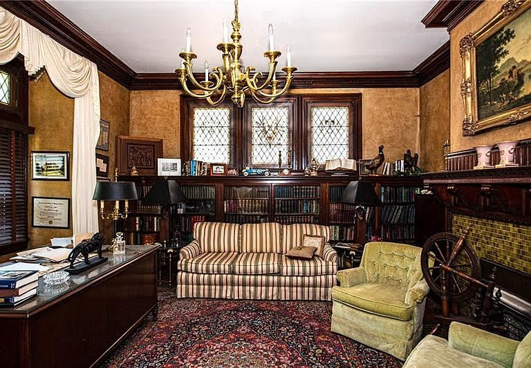 1895 Mansion For Sale In New Castle Pennsylvania