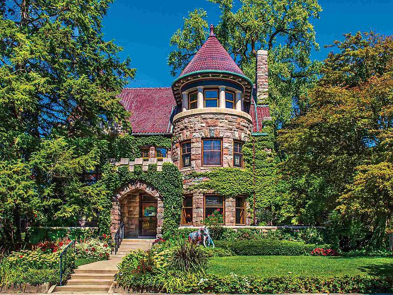 1905 Stone House For Sale In Fort Wayne Indiana