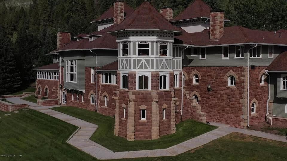 1902 Mansion For Sale In Redstone Colorado