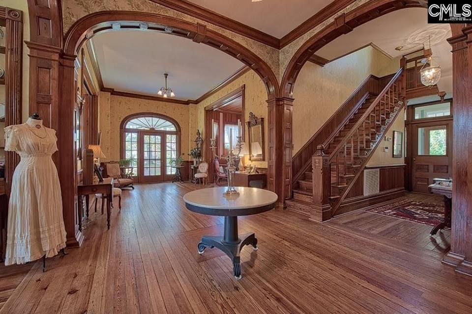 1895 Victorian For Sale In Marion South Carolina
