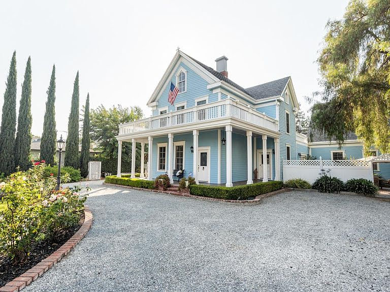 1918 Historic House For Sale In Fremont California