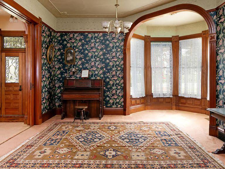 1894 Queen Anne For Sale In Santa Paula California