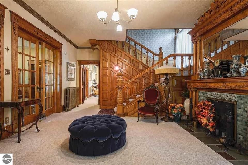 1894 Victorian For Sale In Traverse City Michigan