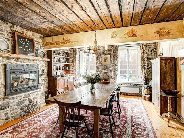 1740 Stone House For Sale In Montreal Quebec