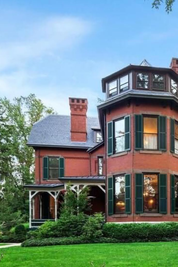 1882 Historic House For Sale In Princeton New Jersey