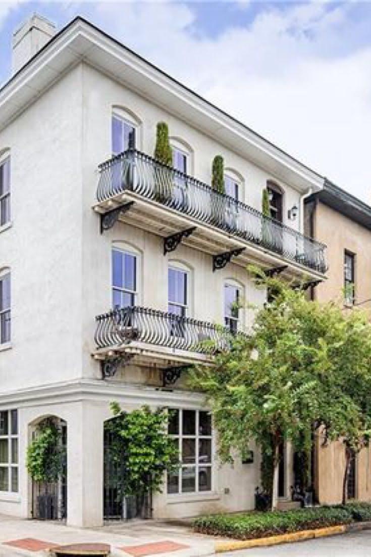 1890 Historic House For Sale In Savannah Georgia
